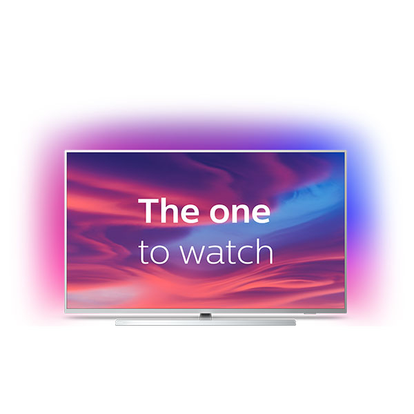 Televizor LED Smart Ultra HD 4K, HDR, Ambilight, 108 cm, PHILIPS 43PUS7304/12