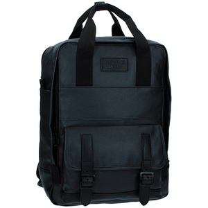Rucsac  PEPE JEANS LONDON Black Label 75122.51, negru