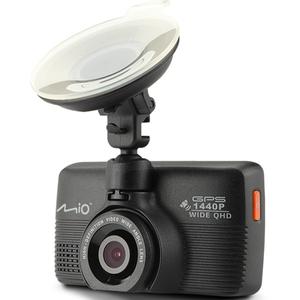 """Camera auto DVR MIO MiVue 751, 2.7"""", Quad HD, GPS, negru"""