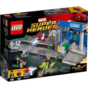 LEGO Super Heroes: Jaful bancomatului, 76082