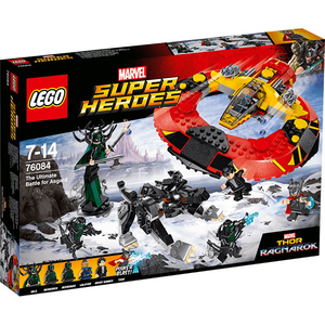 LEGO Super Heroes: Batalia suprema pentru Asgard, 76084
