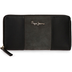 Portofel PEPE JEANS LONDON Double 76331.61, negru