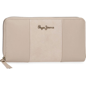 Portofel PEPE JEANS LONDON Double 76331.62, bej