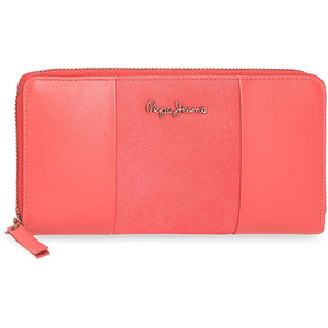 Portofel PEPE JEANS LONDON Double 76331.65, fucsia
