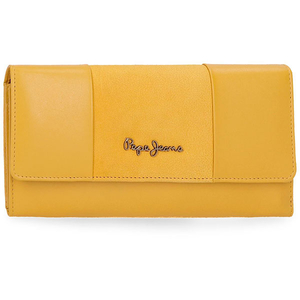 Portofel PEPE JEANS LONDON Double 76335.64, galben