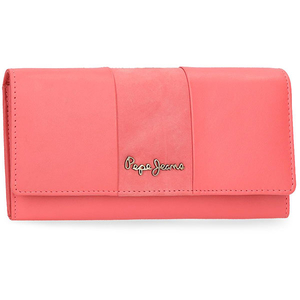 Portofel PEPE JEANS LONDON Double 76335.65, fucsia