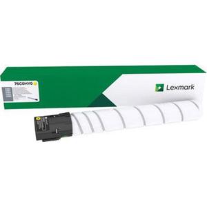 Toner LEXMARK XL 76C0HY0 CS923, galben
