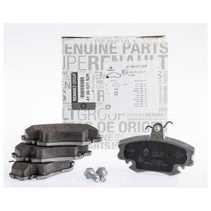 Placute frana pentru Dacia Logan - 410609342R