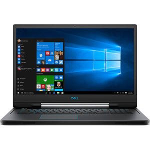 "Laptop Gaming DELL G7 7790, Intel Core i7-8750H pana la 4.1GHz, 17.3"" Full HD, 16GB, 1TB + SSD 256GB, NVIDIA GeForce RTX 2060 6GB, Windows 10 Home, Gri"