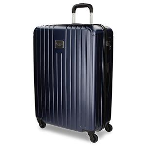 Troler PEPE JEANS LONDON Color Stripes, 67cm, albastru