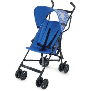 Carucior sport CHICCO Snappy BlueWhales, 6luni+, albastru