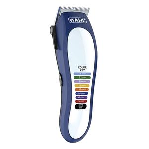 Aparat de tuns WAHL Color Pro Lithium 79600-3716, 90 min autonomie, albastru