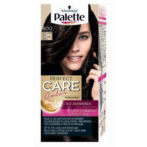 Vopsea de par PALETTE Perfect Care Creme, 800 Saten Intens Inchis, 115ml