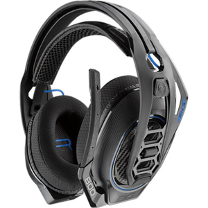 Casti gaming Wireless PLANTRONICS Rig 800Hs, Noise cancelling, Binaural, Laptop/PC, PS4, 3.5mm, negru