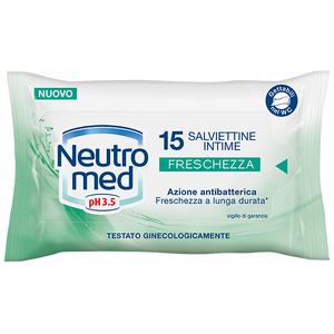 Servetele pentru igiena intima NEUTROMED Fresh, 15buc