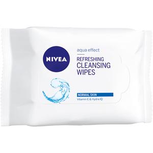 Servetele demachiante NIVEA Refreshing Cleansing, Ten normal, 25buc