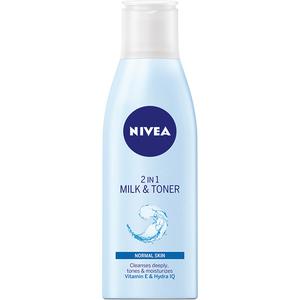 Lapte demachiant NIVEA 2in1, 200ml