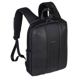 """Rucsac laptop RIVACASE 8125, 14"""", negru"""