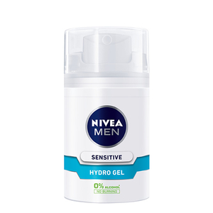 Gel hidratant NIVEA Men Hydro Gel, 50ml