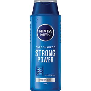Sampon NIVEA Men Strong Power, 400ml