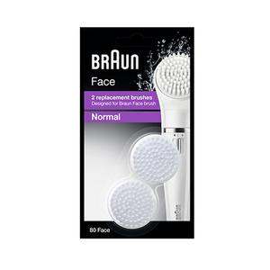 Rezerve perie epilator BRAUN Braun Face 80 pentru peria de curatare faciala Braun Face SE810 si SE830