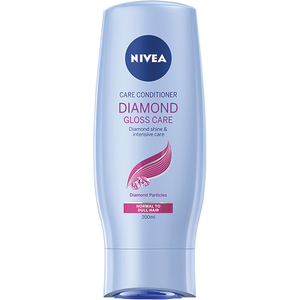 Balsam de par NIVEA Diamond Gloss Care, 200ml