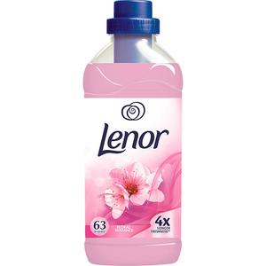 Balsam de rufe LENOR Floral Romance, 1,9l, 63 spalari
