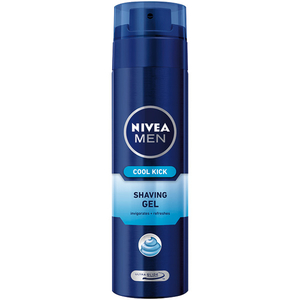 Gel de ras NIVEA Men Cool Kick, 200ml