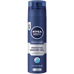 Gel de ras NIVEA Men Protect&Care, 200ml