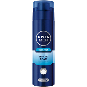 Spuma de ras NIVEA Men Cool Kick, 200ml