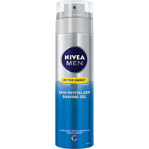 Gel de ras NIVEA Men Active Energy, 200ml