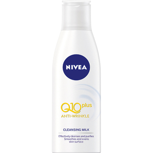 Lapte demachiant NIVEA Q10 Plus, 200ml
