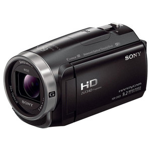 Camera video Full HD SONY Handycam HDR-CX625, 30x, 3 inch, HDMI, Wi-Fi, NFC, negru