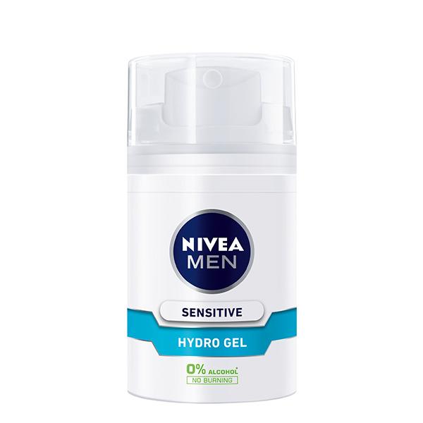 Gel hidratant NIVEA Men Hydro Gel, 50ml