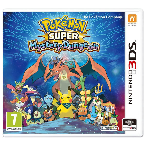 Pokemon Super Mystery Dungeon 3DS