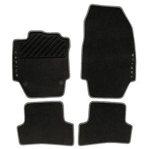 Set covorase auto premium RENAULT Captur negru-fildes 8201406711