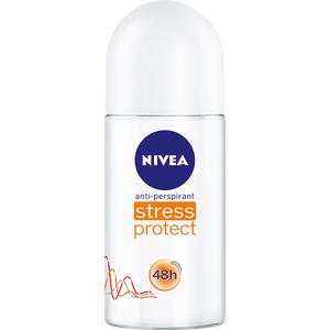 Deodorant roll-on antiperspirant NIVEA Stress Protect, pentru femei, 50 ml
