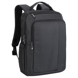 "Rucsac laptop RIVACASE 8262, 15.6"", poliester, negru"