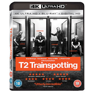 T2 Trainspotting UHD 4K