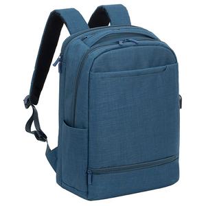 """Rucsac laptop RIVACASE 8365, 17.3"""", albastru"""