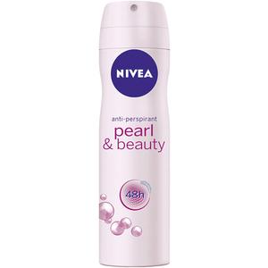 Deodorant spray antiperspirant NIVEA Pearl & Beauty, pentru femei, 150ml