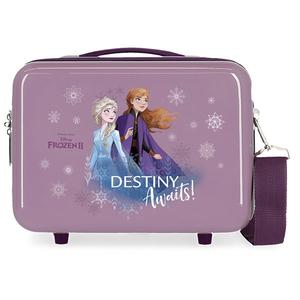 Geanta pentru cosmetice DISNEY Frozen Frozen Destiny Awaits 25539.61, mov