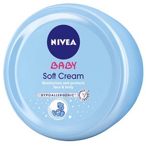 Crema 2 in 1 NIVEA Baby Soft, 200ml