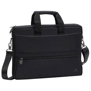 "Geanta laptop RIVACASE 8630, 15.6"", poliester, negru"
