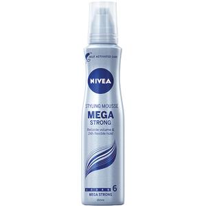Spuma de par NIVEA Mega Strong, 150ml