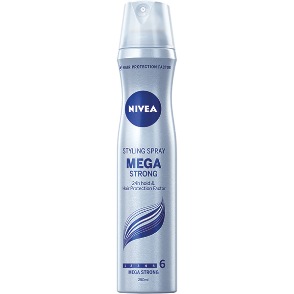 Fixativ NIVEA Mega Strong, 250ml