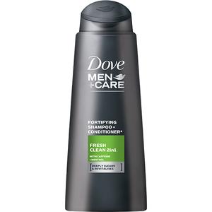 Sampon 2in1 DOVE Men+Care Fresh Clean, 400ml