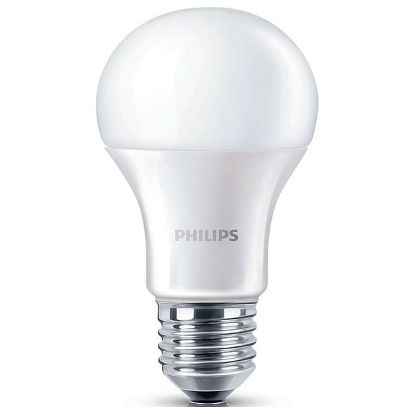 Bec LED PHILIPS 871869649082200, 13.5W, E27, 2700K, alb cald