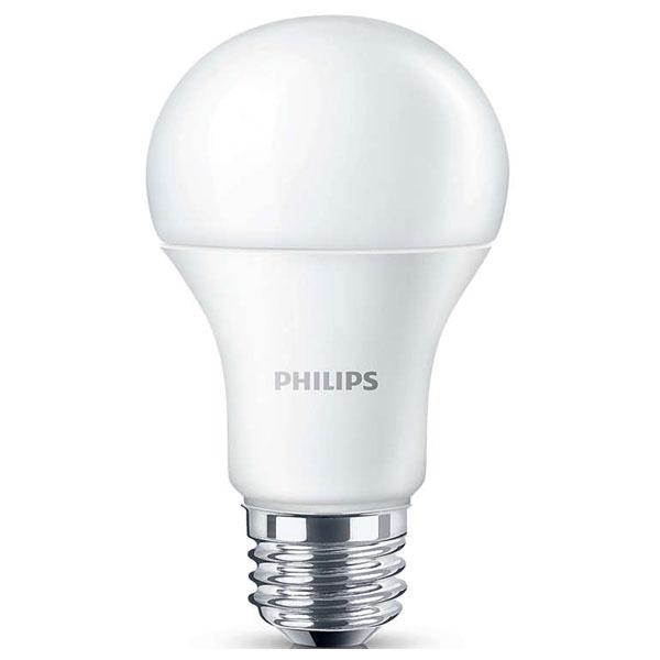 Bec LED PHILIPS CorePro LED bulb, 10.5W, E27, 6500K, alb rece