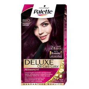 Vopsea de par PELETTE Deluxe, 880 Brun Violet, 115ml